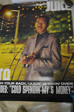 "Oran ""Juice"" Jones, GTO Poster"