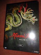 NEW SEALED 5 Disc Region 2 DVD Miami Ink Season 1 Series Ami James Chris Garver