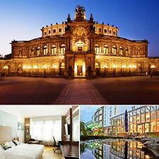 Dresden 4★ Courtyard Marriott Hotel Städtereise 2 Personen Wellness Schwimmbad