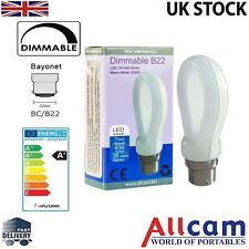 Allcam 7W LED Dimmable Bulb Bayonet B22 630lm ~60W Incandescent Globe Light Warm
