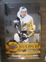 2019-20 Upper Deck Hockey Series 1 Hobby Box. Factory Sealed.  24 Packs