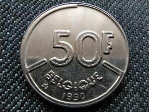 Belgium Baudouin I (1951-1993) 20 Francs Coin (French text) 1990