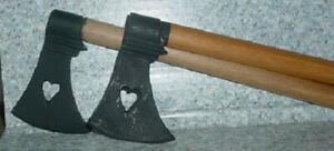 A set of 2 Throwing Hatchets Axes