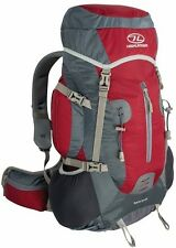 Expedition 60w Rojo Mochilero Expedition Mochila Desigined para Mujer Niña