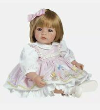 "Adora Toddler 20"" Play Doll- Pin-a-four Seasons Sandy Blonde Hair/Blue Eyes."
