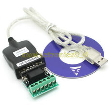 80mm USB 2.0 To RS-485/RS-422 DB9 Serial Converter Adapter Cable AU