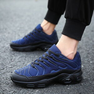 Men's Air Cushion Sneakers Outdoor Fashion Sports Tennis Running Shoes Athletic