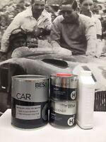 Peinture carrosserie: 1,7 L Vernis Auto EXTRA MAT High Solid prêt à l'usage