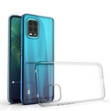 Xiaomi Mi 10 Lite Handy Hülle Silikon Cover Schutzhülle Case transparent klar