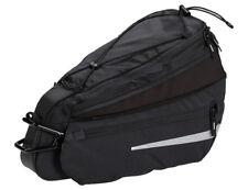 VAUDE Off Road Bag M Satteltasche 10 Liter schwarz