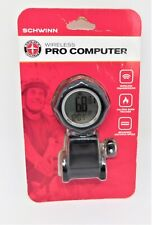 NEW Schwinn 11 Function Wireless Pro Computer for Bicycle Model SW78019-6