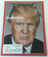 August 31, 2015 Time magazine ~ DONALD TRUMP - DEAL WITH IT