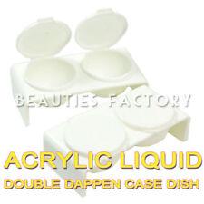 Decorazioni bianchi in plastica per unghie