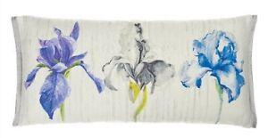 Designers Guild  Antoinette Amethyst Cushion Cover 60cm x 30cm New