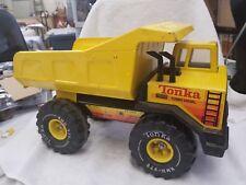 Vintage TONKA Metal Dump Truck XMB-975 Turbo Diesel NICE CONDITION!!! (130)
