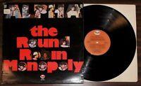 Scarce vinyl lp THE ROUND ROBIN MONOPOLY Alpha 1973 Truth Records soul funk E/V+