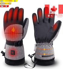 Latest Heated Gloves for Men Women Electric Rechargeable Battery Heating Gloves