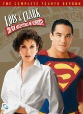Lois and Clark The Adventures of Superman Season 4 DVD TV Series Region 2