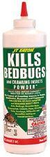 (12) JT Eaton # 203 7 oz BedBug & Crawling Insect Killing Powder Kills Bed Bugs