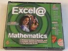 EXCEL@ MATHEMATICS Homeschool PC MAC XP MATH 6 Educational Learning 4 Disc Set