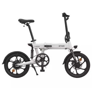 HIMO Z16 80KM Range Folding Electric Bike Removable Battery