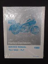 NOS HARLEY DAVIDSON 1980 Tour Glide FLT Service Manual # 99483-80
