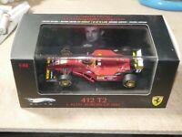 Elite Ferrari 1:43 1995 Ferrari 412 T2 #27 J.Alesi Europe GP T6286 Mattel