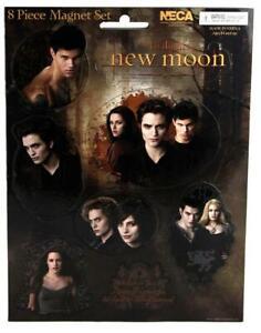 set de magnets des principaux personnages de Twilight