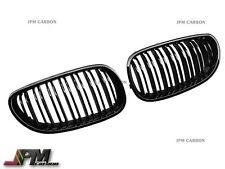 M Look Shiny Black Front Grille 04-10 E60 E61 520i 528i 535i 550i M5 Sedan Wagon