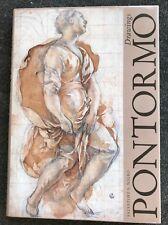 Pontormo: Drawings by Jacopo Carucci HCDJ Book Salvatore S. Nigro 1991 Free Ship