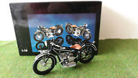 moto BMW R32 de 1923-1925 noir 1/18 MINICHAMPS 182027100 miniature de collection