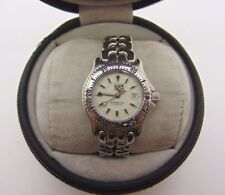 Genuine Tag Heuer Women's Link Sel Stainless Steel Watch WG1312-2