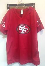 san francisco 49ers toddler size M football outfit jersey pants