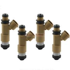 4x Fuel Injectors For 05-10 Subaru Forester Impreza 2.5L 16611-AA680 FJ858