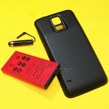High 8900mAh Extended Battery Thicker Hard Cover for Samsung Galaxy S5 SM-G900T1