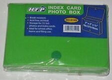 INDEX CARD RECIPE BOX 3