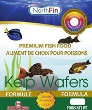 NORTHFIN KELP WAFERS PREMIUM FISH FOOD 100 GM 14 mm  FREE SHIPPING