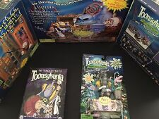 Toonsylvania Playset Lot New DreamWorks 1998