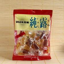 Japan JUNTSUYU Tea & Honey Classic Hard Candy Japanese Dagashi 120 gram UHA