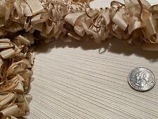3.5yd FABRICUT 3962107 Truffles Conch Loop Fringe Passementerie Trim $220 Retail