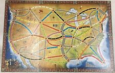 Ticket to Ride 10th Anniversary Board Game Replacement Game Board NEW Parts