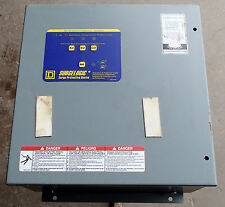 SQUARE D TVS4EBA24A SURGE PROTECTIVE DEVICE 480Y/277V Used T/O