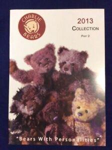 Charlie Bears 2013 Part 2 Brochure