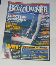 PRACTICAL BOATOWNER JULY 2005 - ELECTRIC WINCHES/RIG CUTTERS/HANSE 342