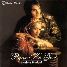 Pyar Ke Geet by Shubha,Mudgal