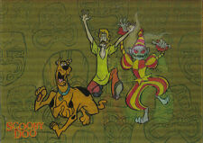 SCOOBY DOO THE MOVIE LENTICULAR CARD L5