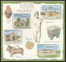 STAMP / TIMBRE FRANCE NEUF BLOC N° 101 ** CAPITALES EUROPEENNES / NICOSIS CHYPRE