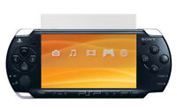 CitiGeeks® Guard Sony PSP 2000 LCD Screen Protector Crystal HD Clear [3-Pack]