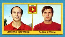 Nuova - CALCIATORI PANINI 1969-70 -Figurina-Sticker-DEPETRINI#PETRINI-TORINO-New