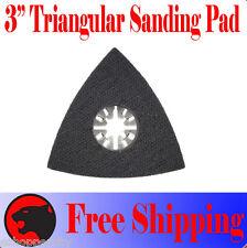 "Oscillating Multi Tool Sanding Pad Fein Multimaster Craftsman 3"" Sand Ryobi"